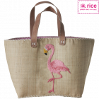 "Rice Tasche ""Flamingo"""