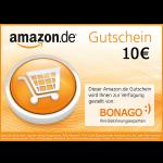 10 € Amazon.de Gutschein