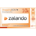 10 € Zalando ShoppingBON