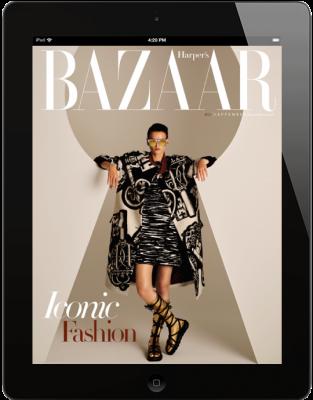 Harper's BAZAAR E-Paper - aktuelle Ausgabe