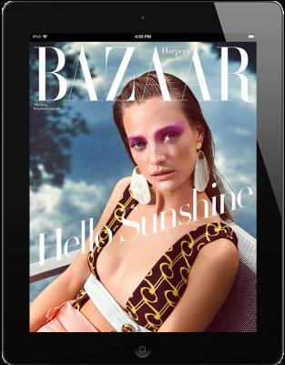 Harper's BAZAAR E-Paper - aktuelle Ausgabe 05/2019