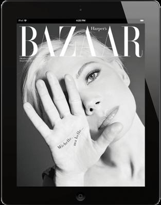 Harper's BAZAAR E-Paper - aktuelle Ausgabe 10/2019