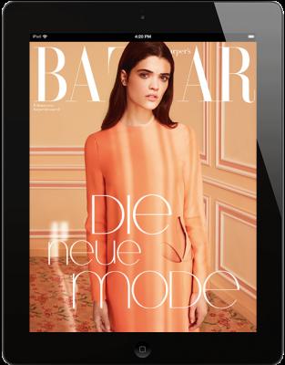 Harper's BAZAAR E-Paper - aktuelle Ausgabe 12/2019
