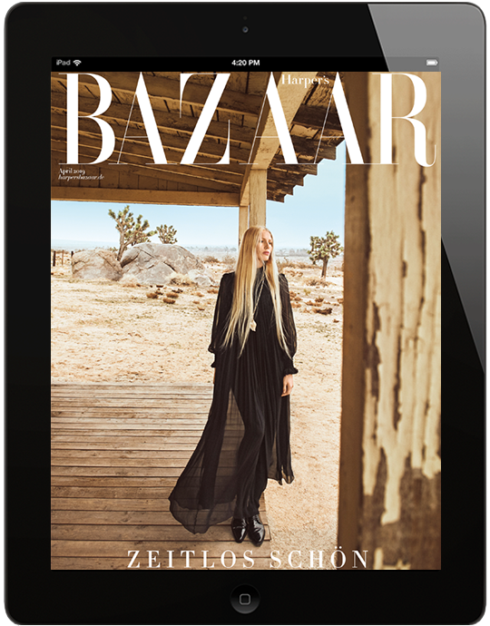 Harper's BAZAAR E-Paper - aktuelle Ausgabe 04/2019