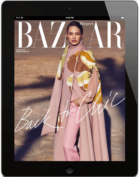 Harper's BAZAAR E-PAPER