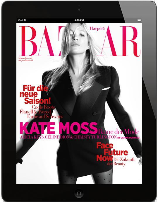 Harper's BAZAAR E-Paper - aktuelle Ausgabe 09/2019